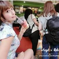 「日本大阪」在日本碰到罕见的手摇饮品店且是珍珠专卖店 ❤ クィクリーJAPAN (アメリカ村店)