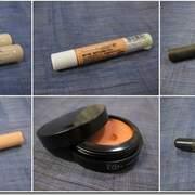 [彩妆] 黑眼圈要遮的完美,颜色是关键~橘色篇