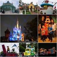 ▌日本東京 ▌【景點】歡樂氣氛滿園區,大人小孩都愛的親子樂園 ♥ 東京迪士尼樂園攻略(含交通、設施、遊行) ♥