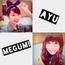Megumi&阿瑜凱西