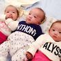 小勇士三胞胎