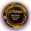 瑞士 摩西金幣