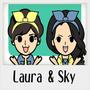 Laura & Sky